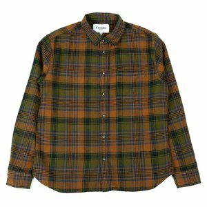 Brown Unity Plaid