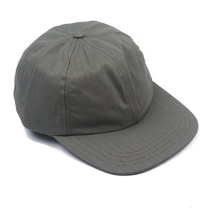 Herringbone Cap - Faded Olive