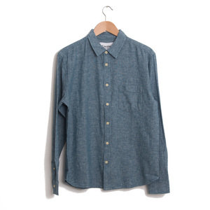 Summer Linen Chambray LS