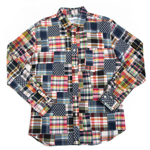 Summer Patch Shirt