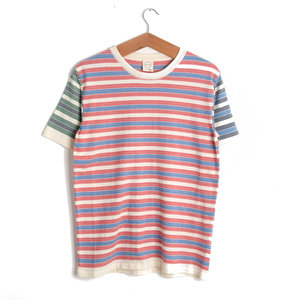 Style 07-1 Multi Stripe w contrasting sleeves