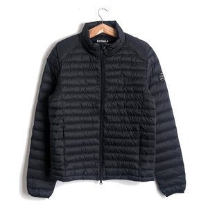 Beret Down Jacket - Black