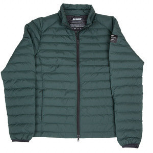 BERET DOWN JACKET - KOREAN GREEN