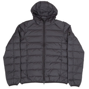 ASP DOWN JACKET - BLACK