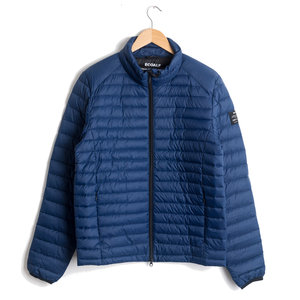 Beret Down Jacket - Royal Blue