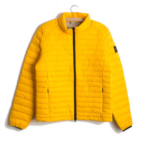 Beret Down Jacket - Yellow