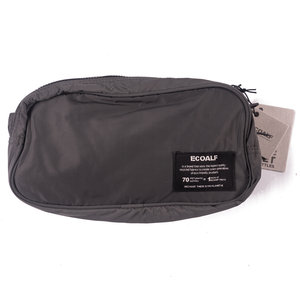 DOUBLE POCKET BIG TOILETRY BAG