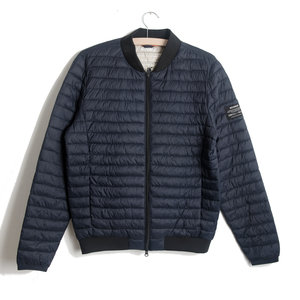 Missouri Padded Jacket - Midnight Navy