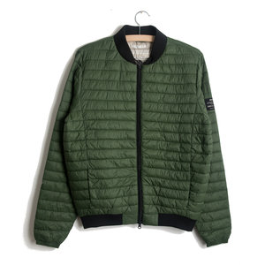 Missouri Padded Jacket - Urban Green