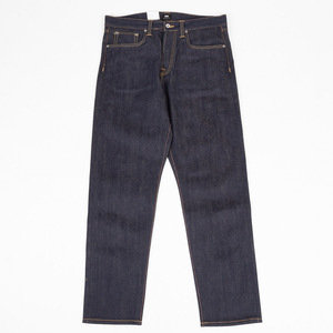 ED-45 Loose Tapered Jean 63 Rainbow Selvage Denim - Unwashed