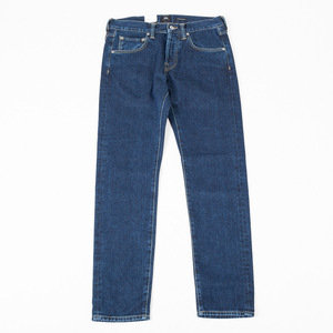 ED-55 Regular Tapered Jeans Yoshiko Left Hand Denim - Akira Wash