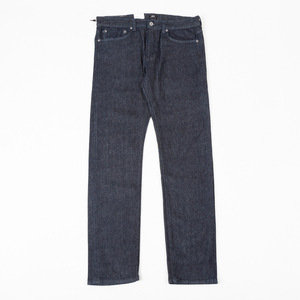 ED-80 CS Yuuki Blue Denim 12,8oz - Blue tsukiya wash