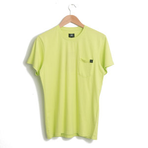 Pocket Tee Shirt - Sharp Green