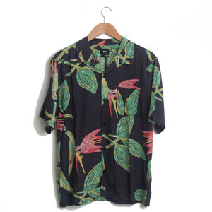 Resort Shirt - Birds of Paradise