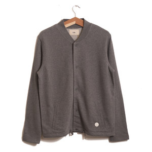 Jersey Bomber - Mid Grey