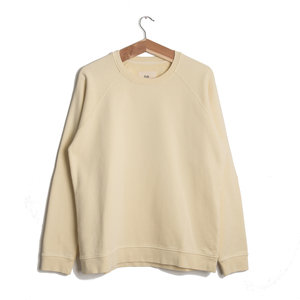 Rivet Sweat - Soft Yellow