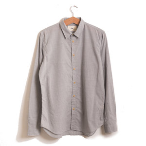 Smart Shirt - Grey Dogtooth