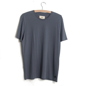 ASSEMBLY TEE - SMOKEY BLUE