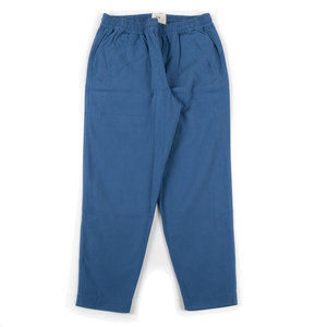 Drawcord Assembly Pants - Woad
