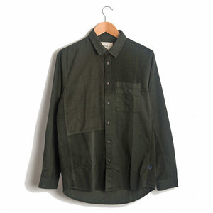Fraction Shirt - Deep Green
