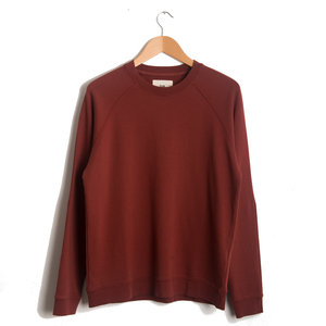 Rivet Sweat - Brick Red