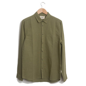 Stitch Pocket Shirt - Olive