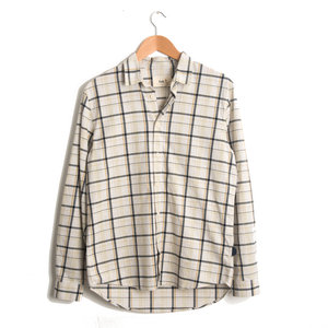 STORM SHIRT - ECRU MULTI CHECK