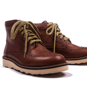 Fracap M131 Scarponcino Albany Natural - Brown