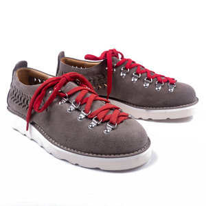 M121 HERONIMO - Grey suede