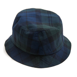 Bucket Hat - Black Watch Madras