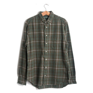 Woodland Hunting Plaid Flannel