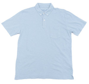 BD Polo - Pale Blue