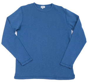Light Fleece Crew - Light Blue
