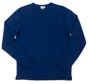 Light Fleece Crew - Royal Blue