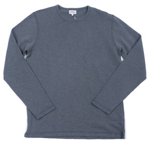 Light Fleece Crew - Slate Grey