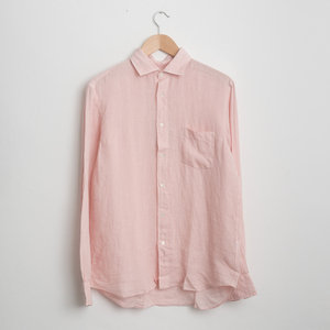 Paul Pat - Pale Pink Linen