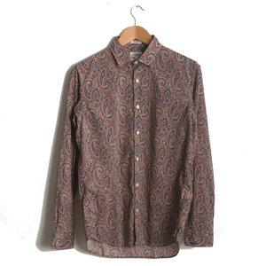 Sammy - Liberty Print - Multi Colour Paisley Print