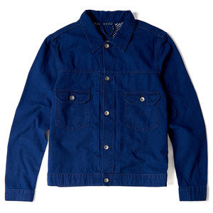DENIM JACKET MK2