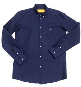 Grit PC Shirt - Navy
