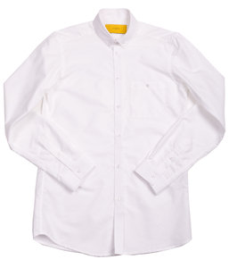 Grit PC Shirt - White