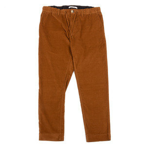 Inverness Cord Trouser - Tobacco