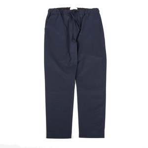 INVERNESS TROUSER - NAVY WATER REPELLENT COTTON