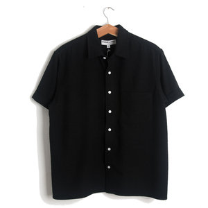 Cali Shirt - Solid Black