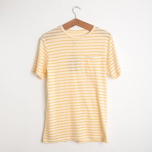 La Guerreiro Tee - Yellow Stripes