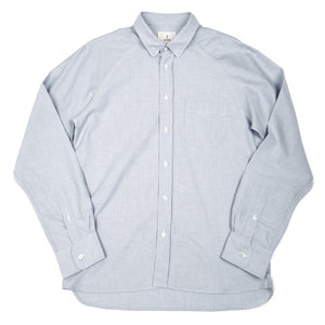 Mirra Raglan - Pale Blue