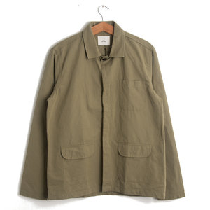 Ramos Worker Shirt - Khaki