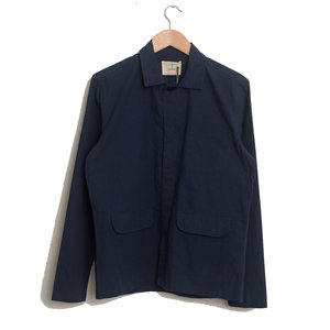 Ramos Worker Shirt - Navy