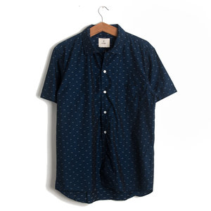 Silveira Shirt - Navy Streaming