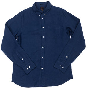 Button Down - Insignia Blue