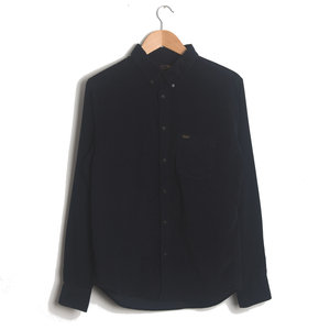 Button Down Shirt - Midnight Blue
